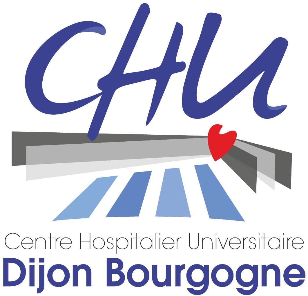 Logo du CHU Dijon Bourgogne