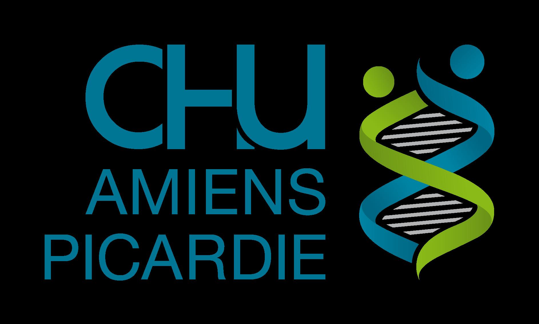 Logo du CHU Amiens Picardie