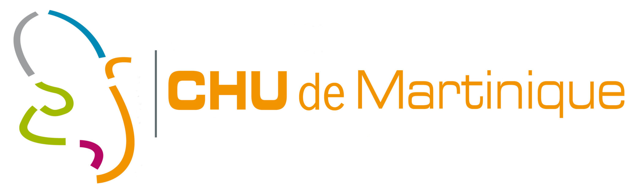 Logo du CHU de Martinique