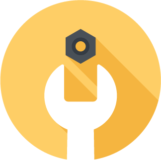 Icone développement d'une logicielle