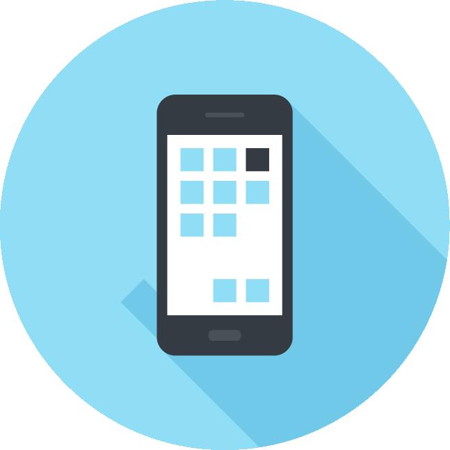 icône portable